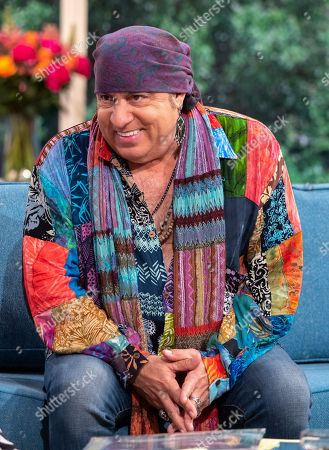 Stock Image of Steven Van Zandt