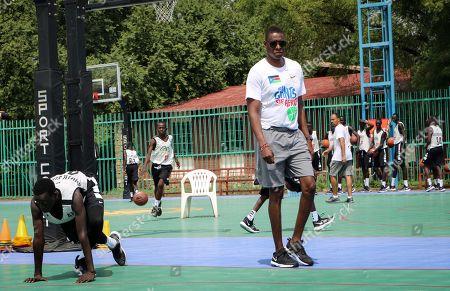 Editorial photo of Basketball, Juba, South Sudan - 20 Aug 2019