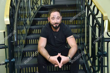 Stock Picture of Matias Varela