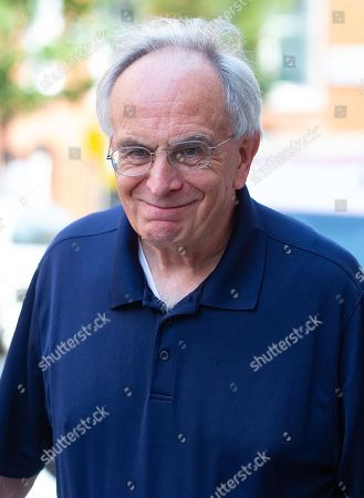 Editorial picture of Peter Bone MP, London, UK - 27 Aug 2019