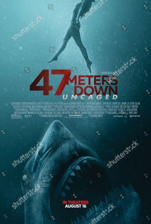 47 Meters Down: Uncaged (2019) Poster Art