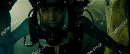 Corinne Bishop as Sasha