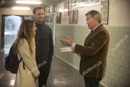 Sarah Jessica Parker as Frances, Dominic Fumusa as Jeremy and Thomas Haden Church as Robert