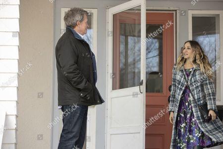 Thomas Haden Church as Robert and Sarah Jessica Parker as Frances