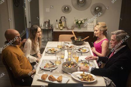 Editorial photo of 'Divorce' TV Show Season 3 - 2019