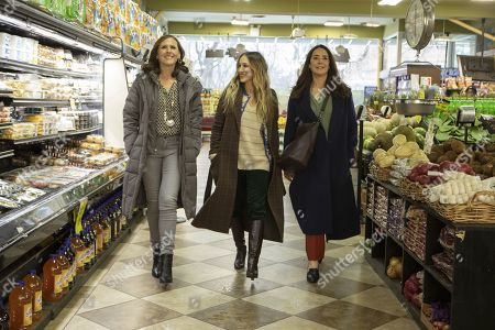 Stock Picture of Molly Shannon as Diane, Sarah Jessica Parker as Frances and Talia Balsam as Dallas