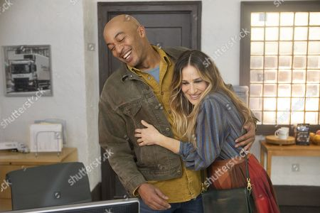 James Lesure as Henry and Sarah Jessica Parker as Frances
