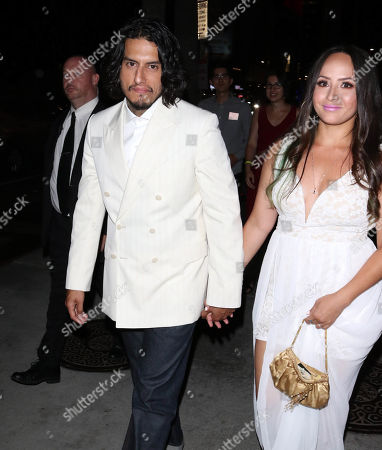 Editorial image of Celebrities out and about, Los Angeles, USA - 27 Aug 2019