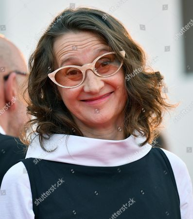 President of the 'Venezia 76' jury Argentinian filmmaker Lucrecia Martel arrives for the opening ceremony and screening of 'La Verite'' at the 76th annual Venice International Film Festival, in Venice, Italy, 28 August 2018. The festival runs from 28 August to 07 September.