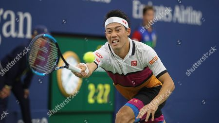 Editorial image of US Open Tennis, New York, USA - 28 Aug 2019