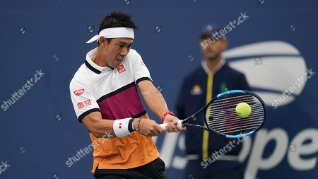 Editorial photo of US Open Tennis, New York, USA - 28 Aug 2019