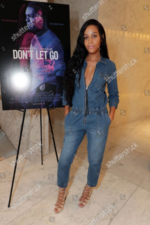 Editorial photo of Blumhouse DON'T LET GO screening, Century City, USA - 27 August 2019