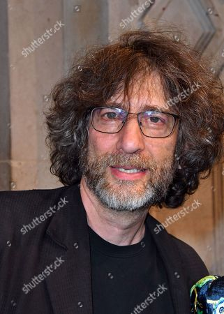 Stock Photo of Neil Gaiman
