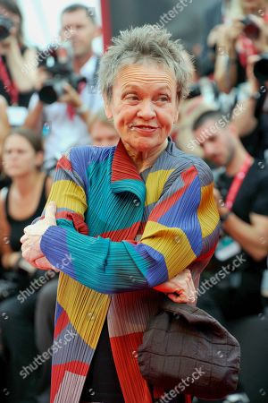 Stock Photo of Laurie Anderson