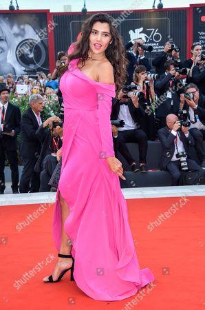 Stock Image of Loredana Salanta