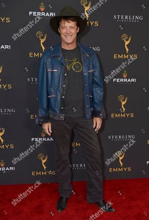 Matthew Ashford is seen at the 2019 Daytime Programming Peer Group Celebration on at the Television Academy in North Hollywood, Calif