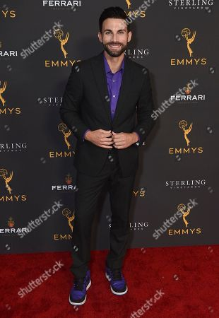 Erik Fellows is seen at the 2019 Daytime Programming Peer Group Celebration on at the Television Academy in North Hollywood, Calif