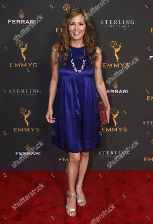 Terri Ivens is seen at the 2019 Daytime Programming Peer Group Celebration on at the Television Academy in North Hollywood, Calif