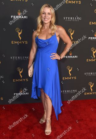 Alicia Leigh Willis is seen at the 2019 Daytime Programming Peer Group Celebration on at the Television Academy in North Hollywood, Calif