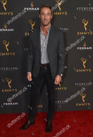 Stock Photo of Kyle Lowder is seen at the 2019 Daytime Programming Peer Group Celebration on at the Television Academy in North Hollywood, Calif