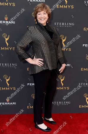 Patricia Bethune is seen at the 2019 Daytime Programming Peer Group Celebration on at the Television Academy in North Hollywood, Calif