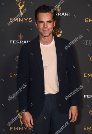 Stock Photo of Jason Thompson is seen at the 2019 Daytime Programming Peer Group Celebration on at the Television Academy in North Hollywood, Calif