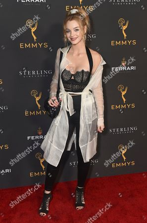 Olivia Rose Keegan is seen at the 2019 Daytime Programming Peer Group Celebration on at the Television Academy in North Hollywood, Calif
