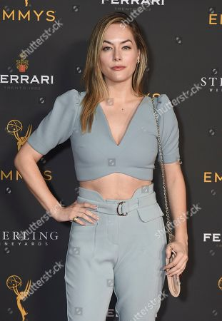 Annika Noelle is seen at the 2019 Daytime Programming Peer Group Celebration on at the Television Academy in North Hollywood, Calif