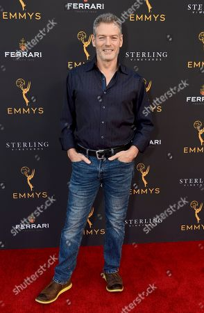 Kevin Spirtas is seen at the 2019 Daytime Programming Peer Group Celebration on at the Television Academy in North Hollywood, Calif