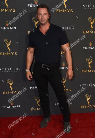 Stock Photo of Eric Martsolf is seen at the 2019 Daytime Programming Peer Group Celebration on at the Television Academy in North Hollywood, Calif