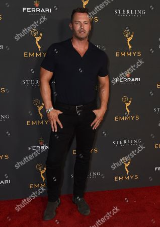 Stock Picture of Eric Martsolf is seen at the 2019 Daytime Programming Peer Group Celebration on at the Television Academy in North Hollywood, Calif