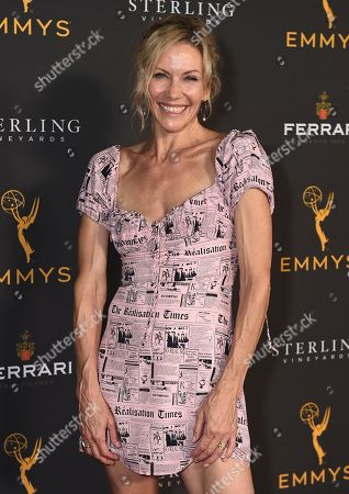 Stacy Haiduk is seen at the 2019 Daytime Programming Peer Group Celebration on at the Television Academy in North Hollywood, Calif
