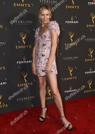 Stock Picture of Stacy Haiduk is seen at the 2019 Daytime Programming Peer Group Celebration on at the Television Academy in North Hollywood, Calif