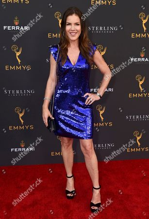 Kira Reed Lorsch is seen at the 2019 Daytime Programming Peer Group Celebration on at the Television Academy in North Hollywood, Calif