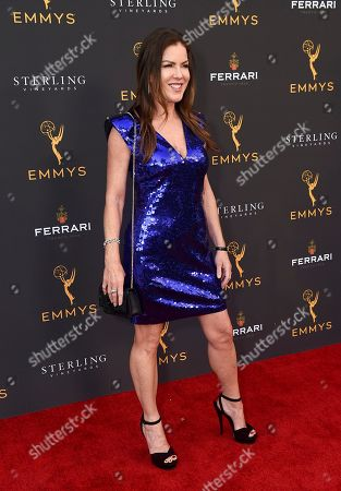 Stock Photo of Kira Reed Lorsch is seen at the 2019 Daytime Programming Peer Group Celebration on at the Television Academy in North Hollywood, Calif