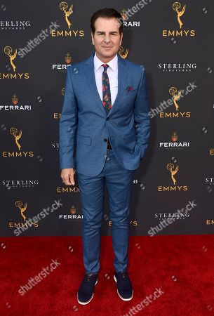 Vincent De Paul is seen at the 2019 Daytime Programming Peer Group Celebration on at the Television Academy in North Hollywood, Calif