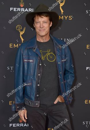Stock Image of Matthew Ashford is seen at the 2019 Daytime Programming Peer Group Celebration on at the Television Academy in North Hollywood, Calif