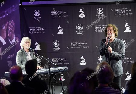 Stock Picture of Rod Argent and Colin Blunstone