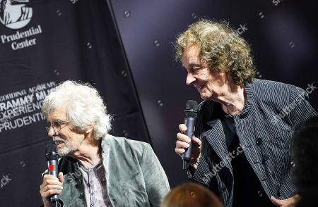 Rod Argent and Colin Blunstone