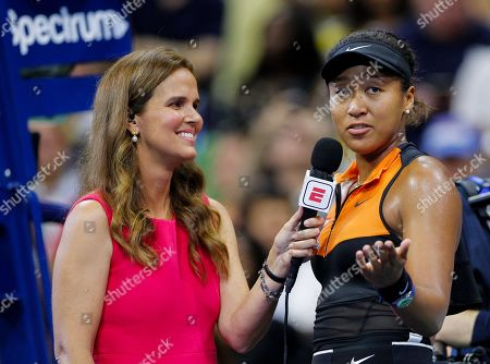 Editorial photo of US Open Tennis Championships, Day 6, USTA National Tennis Center, Flushing Meadows, New York, USA - 31 Aug 2019