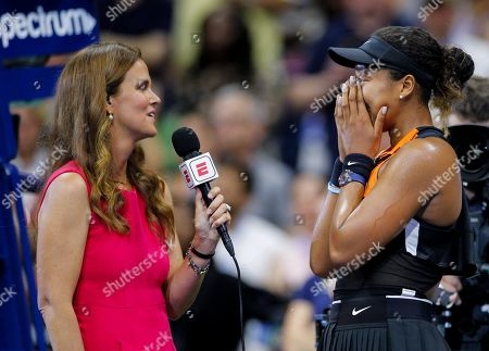 Editorial image of US Open Tennis Championships, Day 6, USTA National Tennis Center, Flushing Meadows, New York, USA - 31 Aug 2019