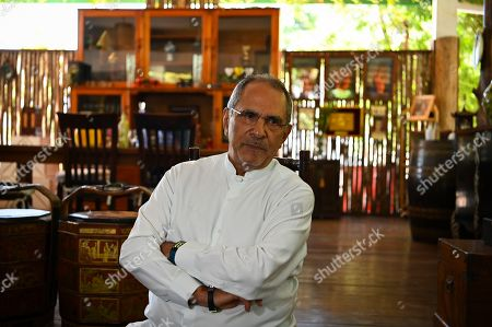 Former President of East Timor and Nobel Peace Prize Laureate Jose Ramos Horta is seen at his house during an interview with Australian Associated Press in Dili, East Timor, Thursday, August 29, 2019. East Timor is celebrating the 20th anniversary of its independence from Indonesia tomorrow.