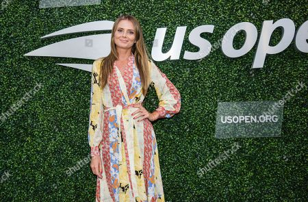 Editorial picture of US Open Tennis Championships, Day 3, USTA National Tennis Center, Flushing Meadows, New York, USA - 28 Aug 2019