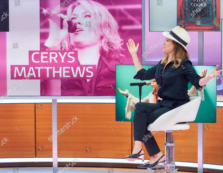 Stock Picture of Cerys Matthews