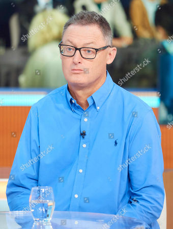 Editorial picture of 'Good Morning Britain' TV show, London, UK - 29 Aug 2019