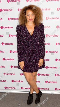 Editorial picture of 'Lorraine' TV show, London, UK - 29 Aug 2019