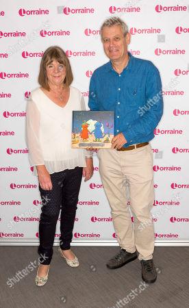 Editorial photo of 'Lorraine' TV show, London, UK - 29 Aug 2019