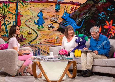 Stock Picture of Christine Lampard, Julia Donaldson and Axel Scheffler
