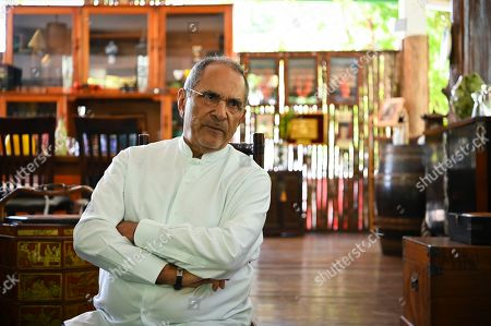 Editorial photo of Former President of East Timor and Nobel Peace Prize Laureate Jose Ramos Horta interview, Dili, Timor-Leste - 29 Aug 2019