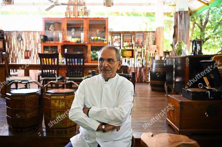 Stock Picture of Former President of East Timor and Nobel Peace Prize Laureate Jose Ramos Horta is seen at his house during an interview with Australian Associated Press in Dili, East Timor, Thursday, August 29, 2019. East Timor is celebrating the 20th anniversary of its independence from Indonesia tomorrow.